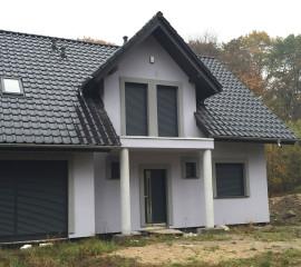 Budowa w Janowicach